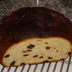Cinnamon Raisin Bread II recipe
