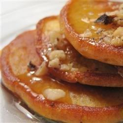 Chef John's Pumpkin Pancakes recipe