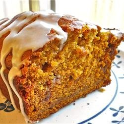 Pumpkin Bread I recipe