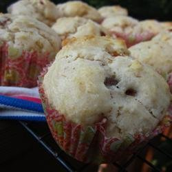 Jam Muffins recipe