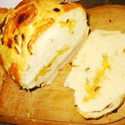 Onion, Garlic, Cheese Bread recipe