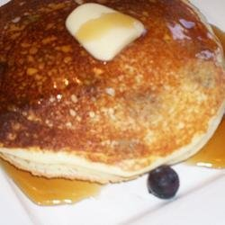 Ricotta Cheese Pancakes recipe