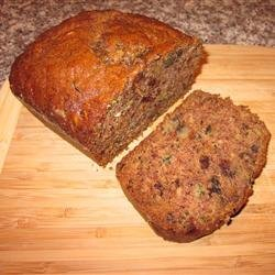Abby's Super Zucchini Loaf recipe