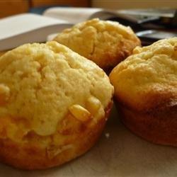 Krissy's Best Ever Corn Muffins recipe