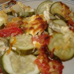 Zucchini Casserole III recipe