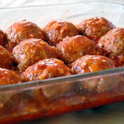 Sweet and Sour Faux Meat Balls recipe