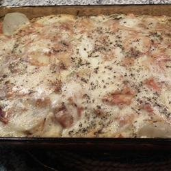 Potato Lasagna recipe