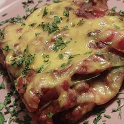 Lisa's Lasagne recipe