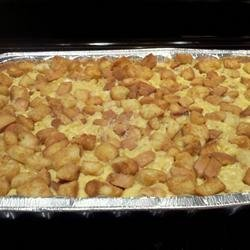Julie's Famous Macaroni and Cheese recipe