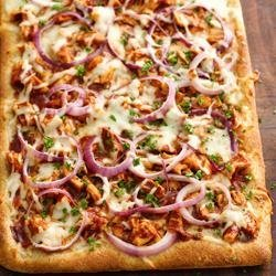 BBQ Chicken Pizza from Pillsbury(R) Artisan Pizza Crust recipe