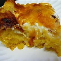 Cheese Corn Casserole recipe