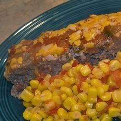 Mexican Meatloaf II recipe