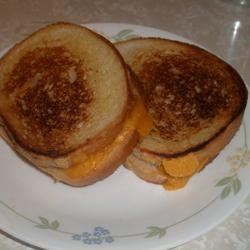 Cheesy Grilled Cheese recipe