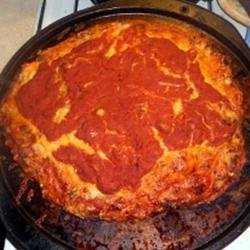 Greg's Taco Pizza recipe