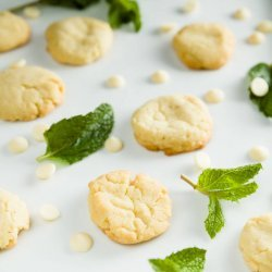 Butter Mint Cookies recipe
