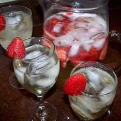 May Wine Punch My Version recipe