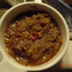 Soup.... Sauerkraut Soup and Vegetable Soup Combo recipe