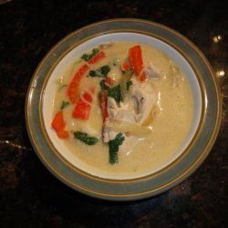 Food Network Thai Chicken Soup recipe