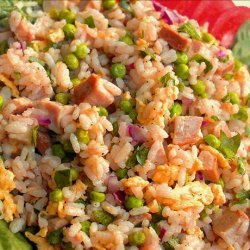 Tuscan Rice Salad recipe