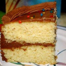 Yellow Layer Cake recipe