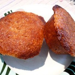 Lime and Ginger Bran Muffins recipe
