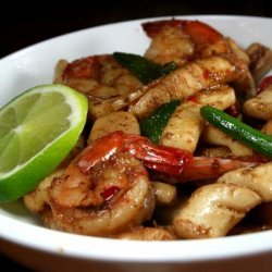 Chilli, Salt and Pepper Seafood recipe