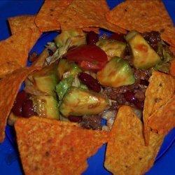 Kidney Bean Taco Salad recipe
