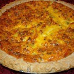 Chelsea's Quiche recipe