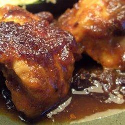 Low Fat Chutney Chicken recipe