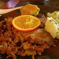 Porkettes' Chops a L'orange recipe