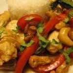 Panda Express - Thai Cashew Chicken recipe