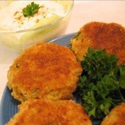 Scottish Fish Cakes recipe