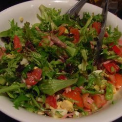 Nif's Light and Lean Chef's Salad recipe