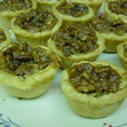 Canadian Maple Butter Tarts recipe