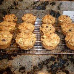 Best Morning Glory Muffins recipe