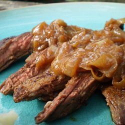 French Cut Steak recipe