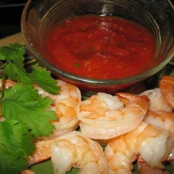 Cocktail Sauce (Shrimp or Any Seafood) recipe