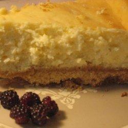 My Mom's Cheesecake recipe