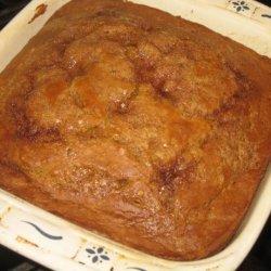 World's Best Pumpkin Streusel Bread (Cooking Light) recipe
