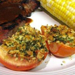 Tomatoes a La Provencale recipe