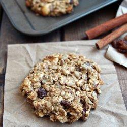 Healthy Breakfast Cookies recipe