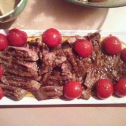 Nigella Lawson's Tagliata for Two recipe
