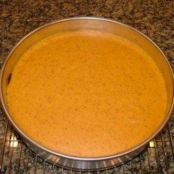 Pumpkin Cheesecake - Dairy and Gluten Free recipe