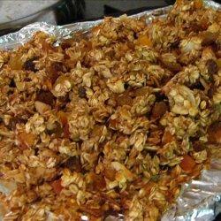 Granola Crunch Mix recipe