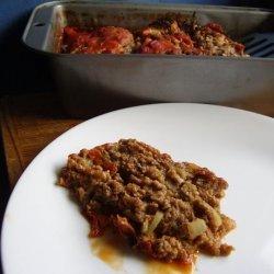 Meatloaf Ala Mom recipe