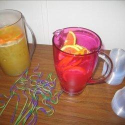 Hurricane Punch - Non Alcoholic recipe