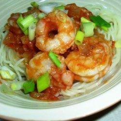 Rum Shrimp Curry recipe