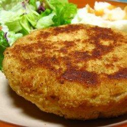 Chicken Cutlets  pojarsky  recipe