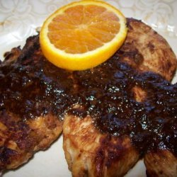 Triple Citrus Chicken Breasts With Lemon Pepper Sauce recipe