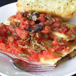 Southwestern Style Manicotti - Vegetarian recipe